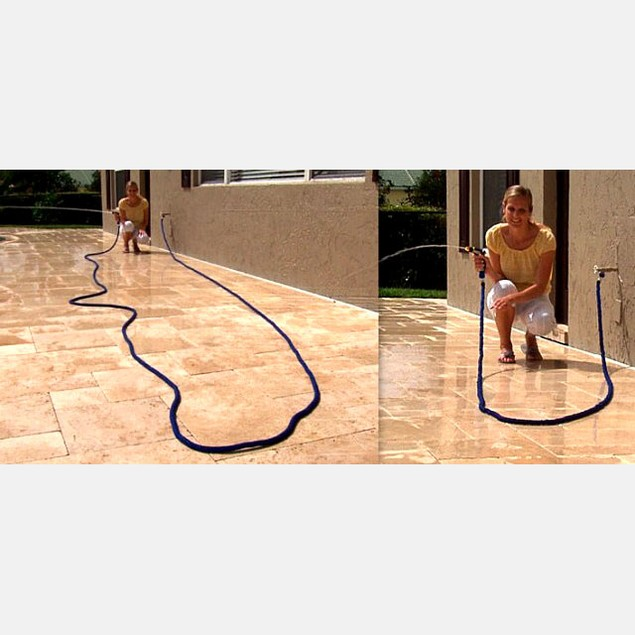 100 foot Expandable Garden Hose