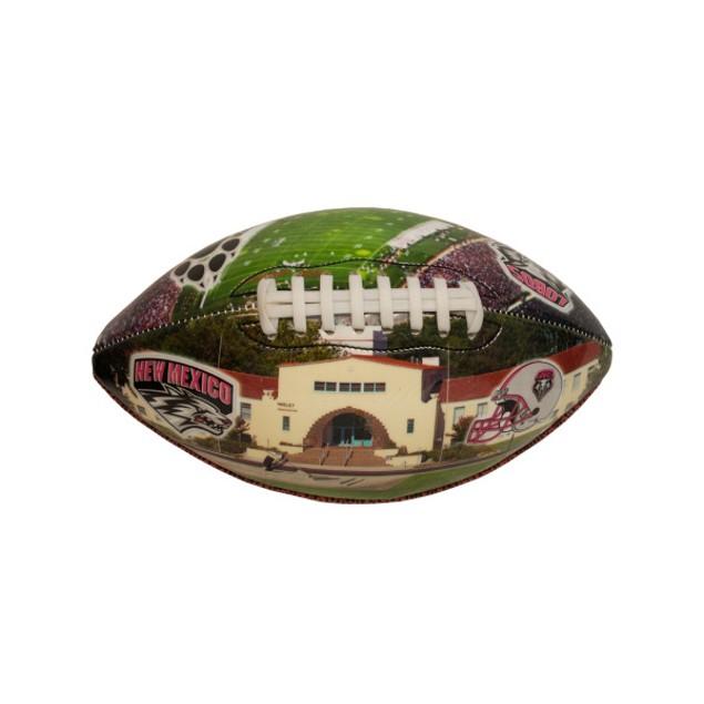 Unm Deflated Football