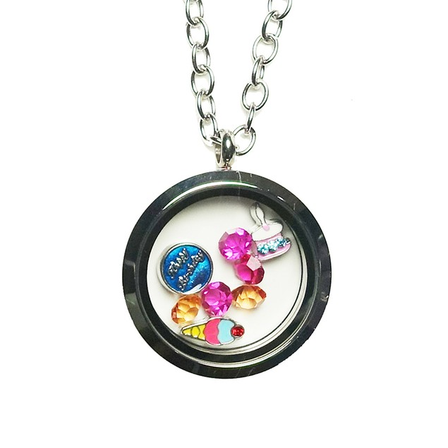 Happy Birthday Magnetic Locket