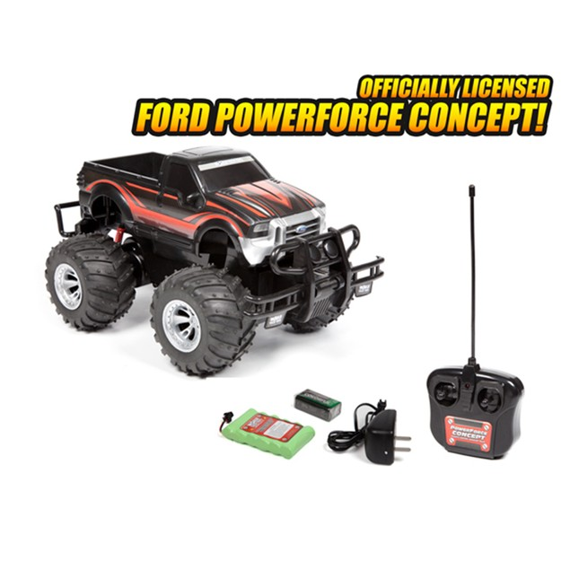 Ford Powerforce Concept 1:10 RTR RC Monster Truck