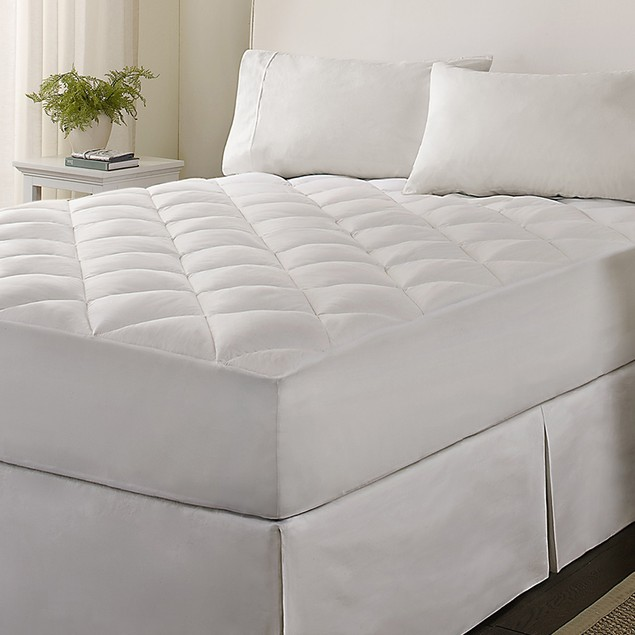 2-Pack Luxe Comforts Mattress Pad
