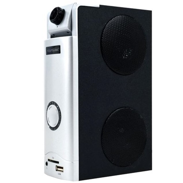 3-in-1 Webcam Desktop Speaker