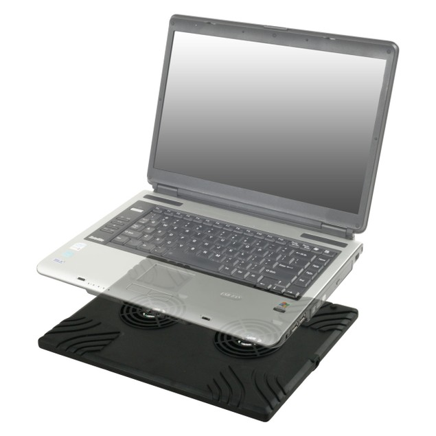 TG Laptop Cooling Pad with 2 Fans
