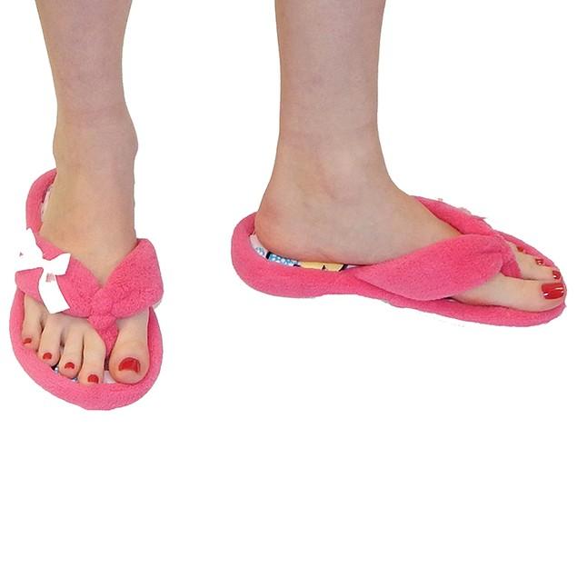Women's Designer Thong Slippers