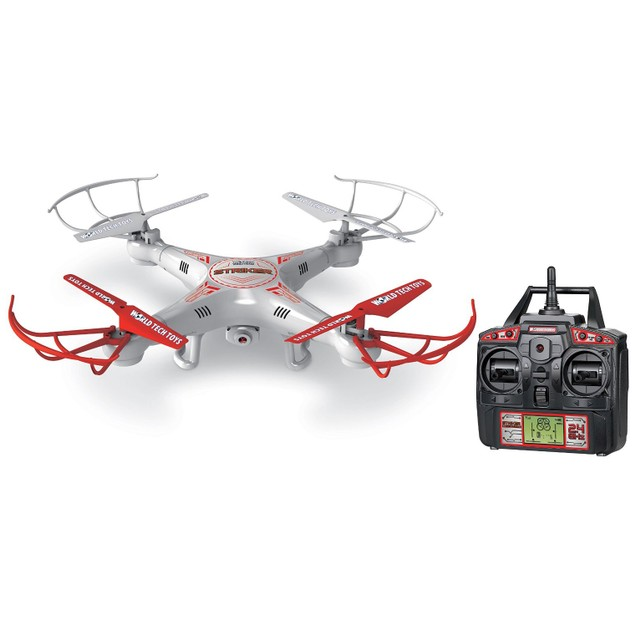 Striker 2.4GHz 4.5CH Camera RC Spy Drone