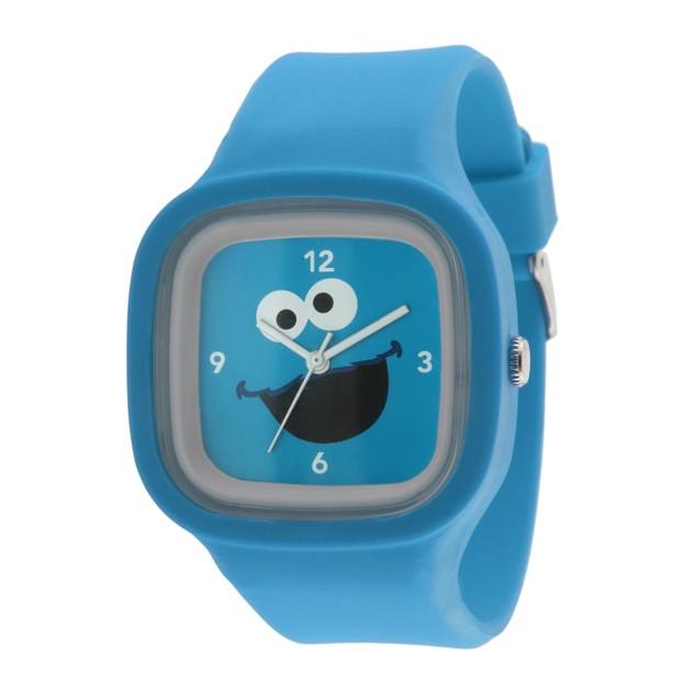 Sesame Street Jelly Watch - Cookie Monster