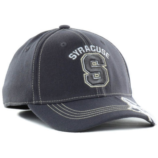 "Syracuse Orange NCAA TOW ""Slate"" Stretch Fitted Hat"