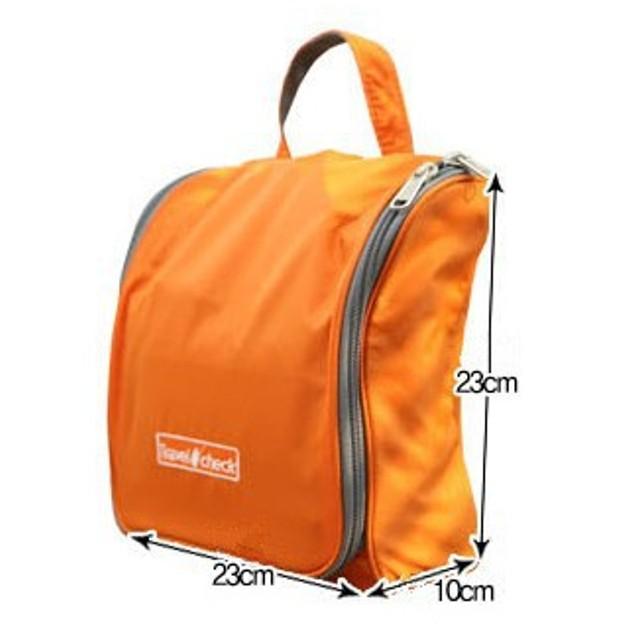 Multi-Pocket Water-Resistant Travel Bag