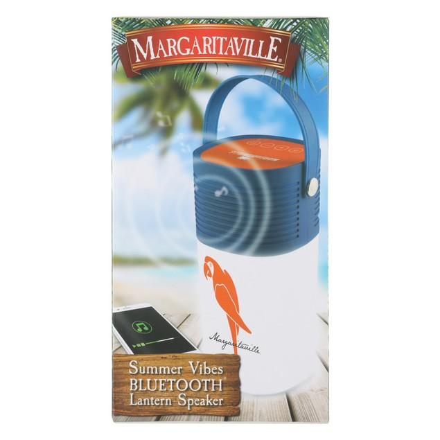 Margaritville Tall Light Up Speaker