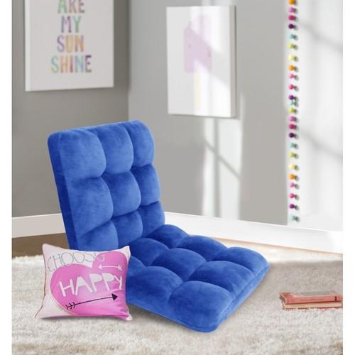 Memory Foam Reclining Floor Chair