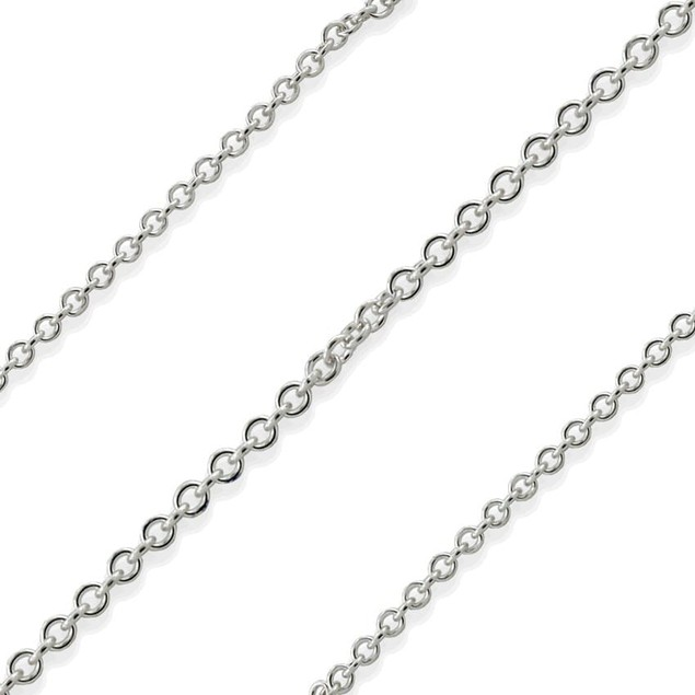 Italian Sterling Silver Necklaces