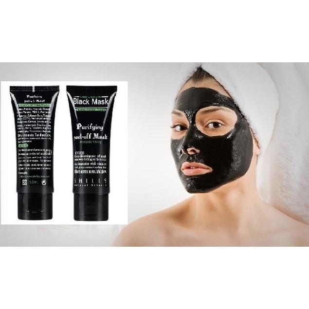 Black Peel-Off Mask