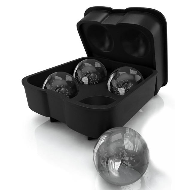 Flexible Silicone Ice Ball Maker