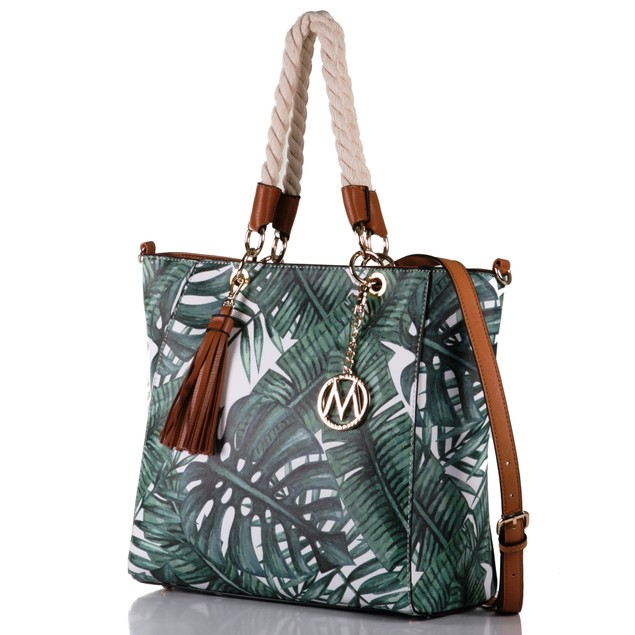 MKF Collection Tammara Tote Bag with Removable Strap by Mia K.