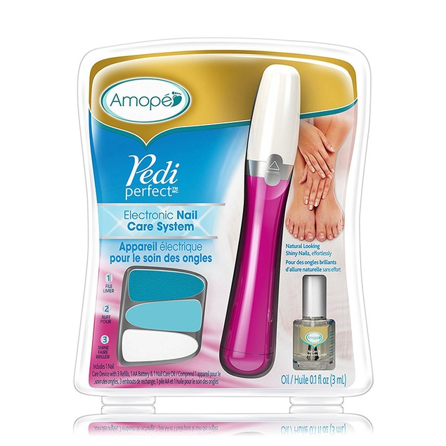 Amope Electronic Nail Care System
