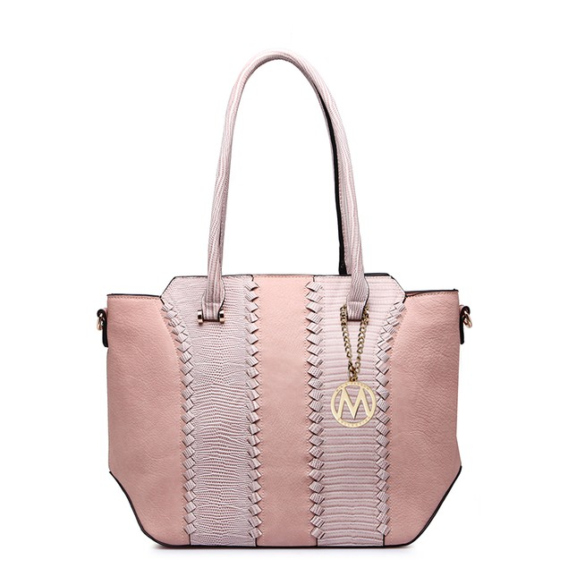 MKF Collection Pasadena Designer Tote Bag by Mia K