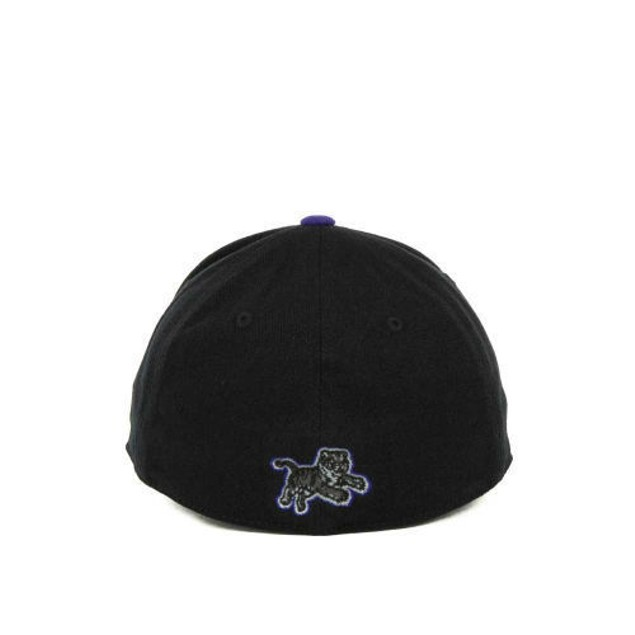 "LSU Tigers NCAA TOW ""Clutch"" Stretch Fitted Hat"