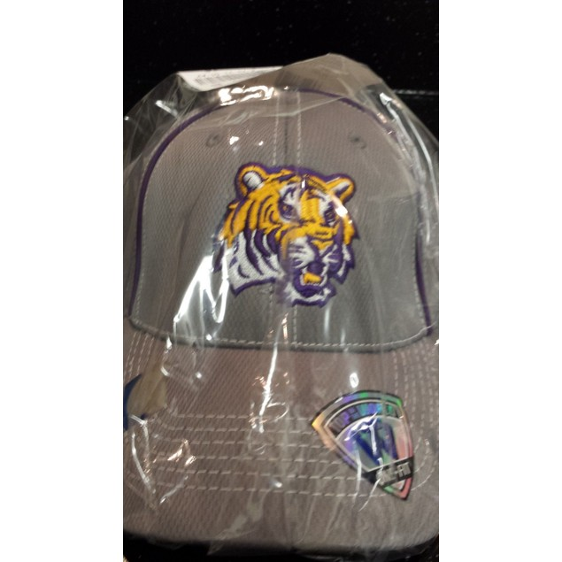 """LSU Tigers NCAA TOW """"Countdown"""" Stretch Fitted Hat"""