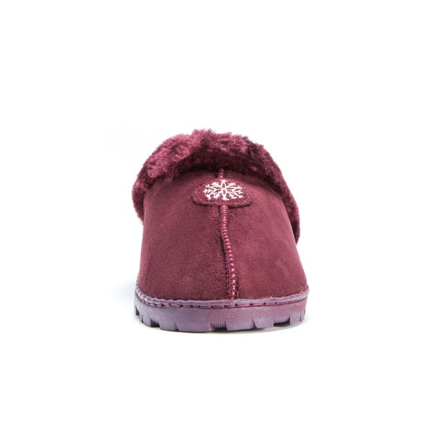 MUK LUKS ® Women's Clog with Fur Lining