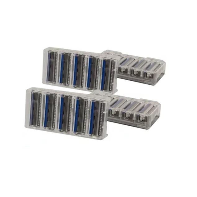 10-Pack Schick Hydro3 Razor Blade Refill Cartridges