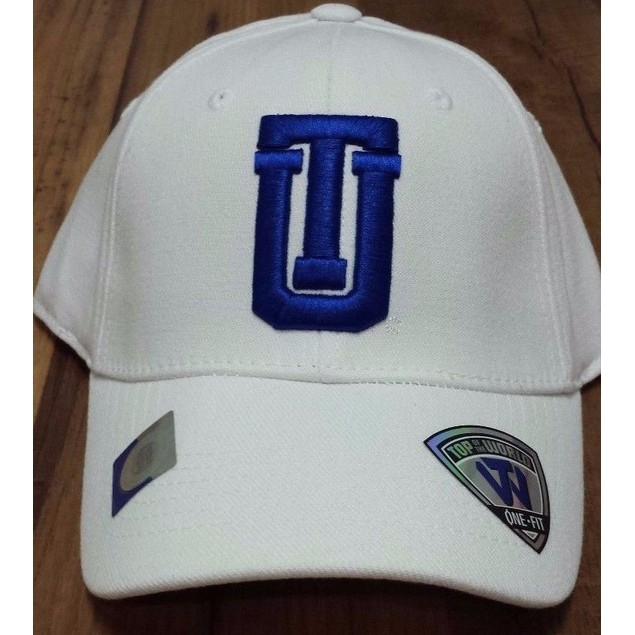 "Tulsa Golden Hurricane NCAA TOW ""Premium Collection"" Stretch Fitted Hat New"