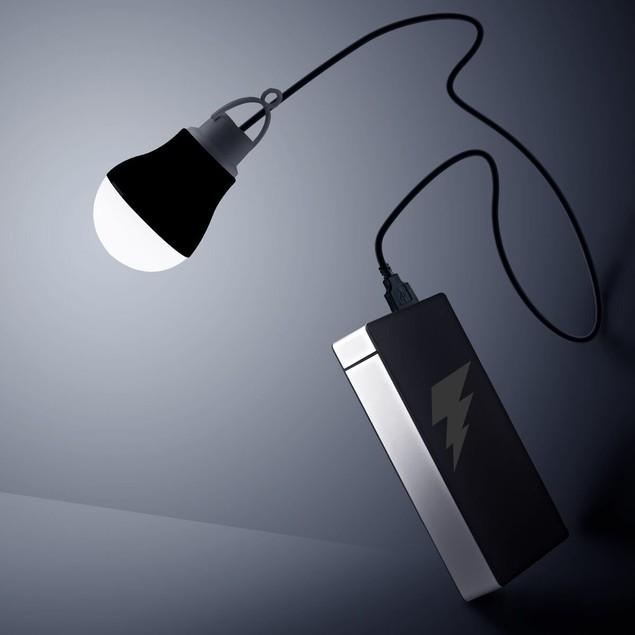 2-Pack Tytan USB Bulb