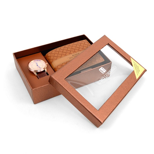 Umo Lorenzo Watch & Wallet Sets