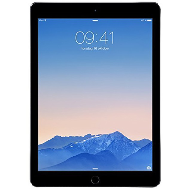 Apple iPad Air 2 MGL12LL/A, 16GB WiFi - Space Gray (Grade B)