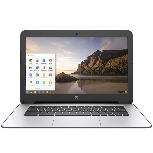 "HP 14"" Chromebook G4 (Intel 2.16 GHz, 4GB RAM, 16GB SSD)"