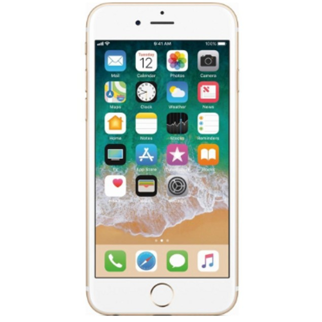 Apple iPhone 6 16GB 4G Unlocked (Silver or Gold)