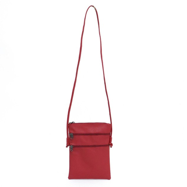 Functional Multipocket Crossbody Bag