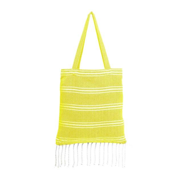Shiraleah Ali Beach Towel - Tote Bag with Cotton Beach Towel/Blanket