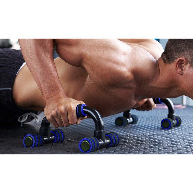 2-Pack: Incline Pushup Stands