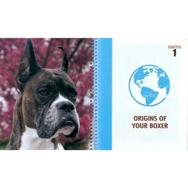 Animal Planet Boxer Book, Boxer by TFH Publications