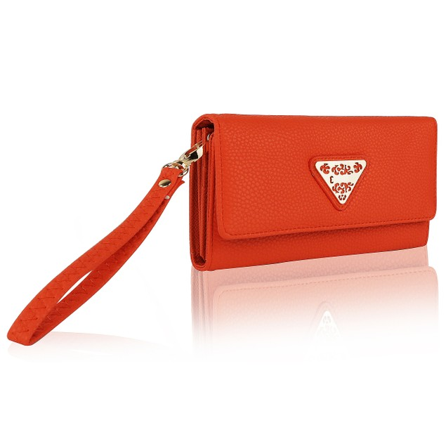 MKF Collection Tamea Tri-fold Wallet by Mia K