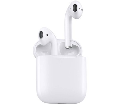 Apple Airpods MMEF2AM/A with Charging Case (1st Generationl) - Grade B Was: $149.99 Now: $104.99.