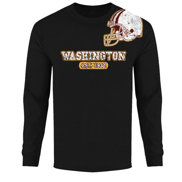 Men's Awesome Football Helmet Long Sleeve Shirts