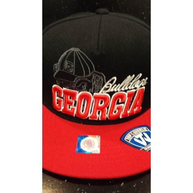 "Georgia Bulldogs NCAA TOW ""Sublime"" Strapback Hat"