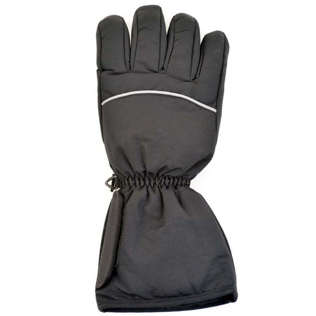 iPM Black Warm Unisex Electric Heated Gloves