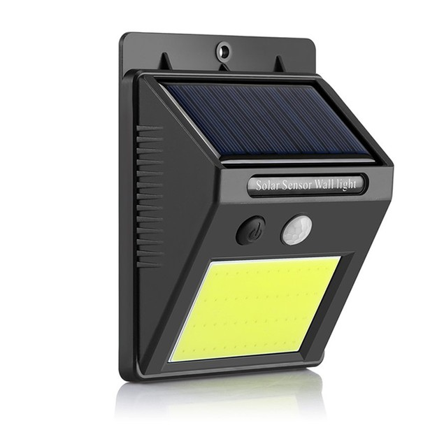 5-Pack Outdoor 48 LED Solar Light w/ Wireless IP65 Waterproof Motion Sensor
