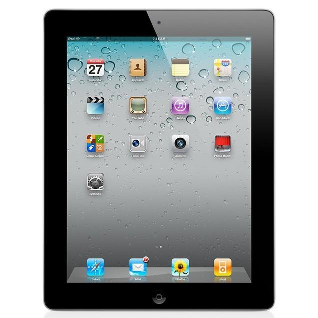 Apple iPad 2 MC769LL/A, 16GB WiFi - Black (Grade B)