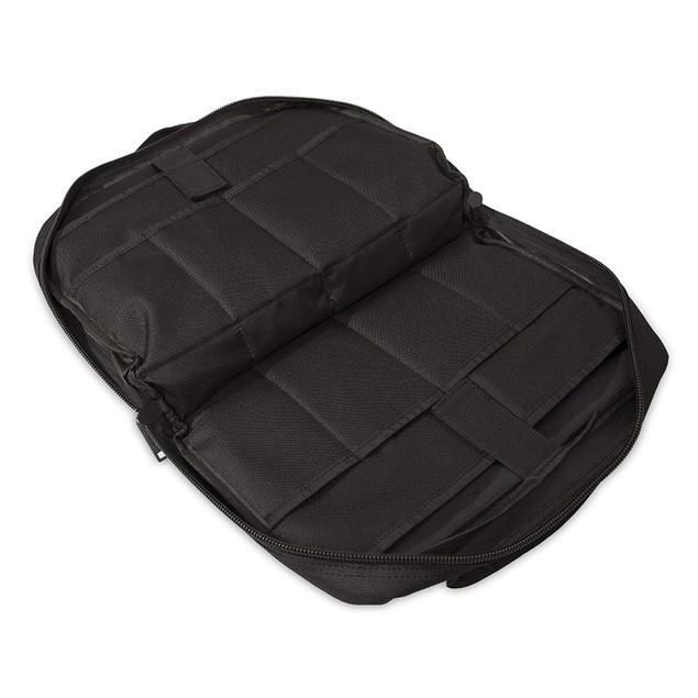 Teknon Water Resistant Dual Gun Case - Soft Padded Range Bag for Handguns