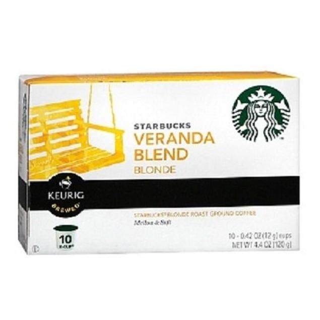 Starbucks Blonde Veranda Blend Keurig K-Cups