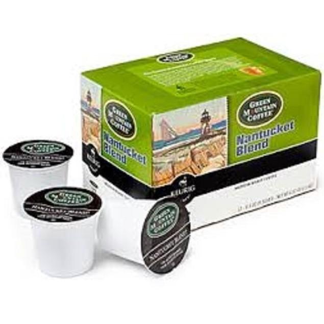 Green Mountain Coffee Nantucket Blend Keurig K-Cups