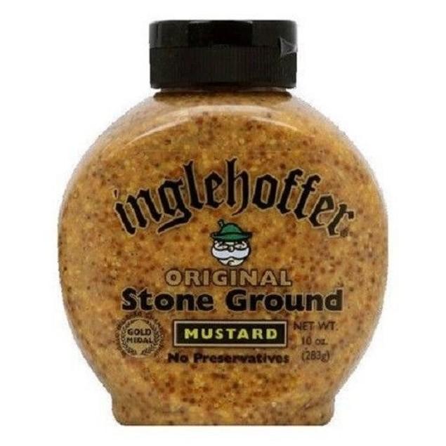 Inglehoffer Original Stone Ground Mustard