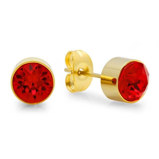 Tourmaline Stud Earrings