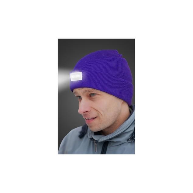 LED Headlamp Beanie for Men and Women