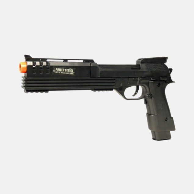 Electric Robocop Pistol Blowback Airsoft Gun