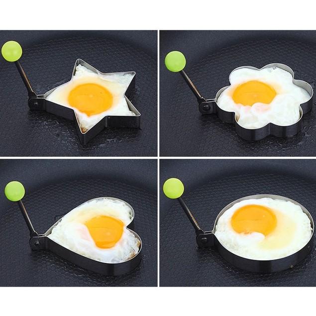 Egg Steel Molds