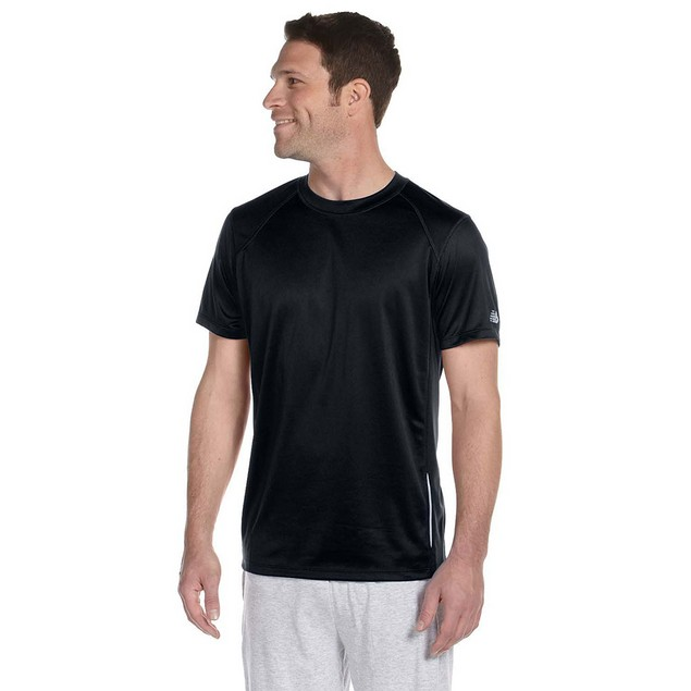 2-Pack New Balance Men's Short Sleeve Performance T-Shirt
